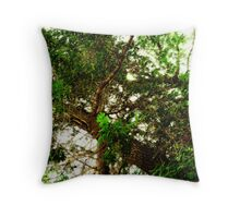 Where Little One's  Hide Throw Pillow