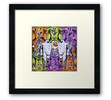 Summer of Love Framed Print