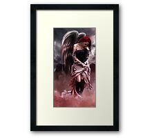 Angelic Memories Framed Print