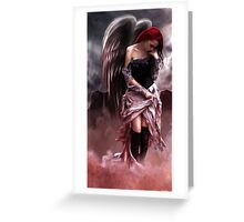 Angelic Memories Greeting Card