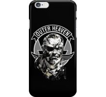 Outer Heaven 2 iPhone Case/Skin