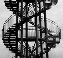 The DNA Tower by myraj