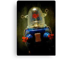 Robot2 Canvas Print