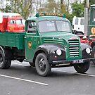 Lorries of yesteryears by MiskellyTrevor