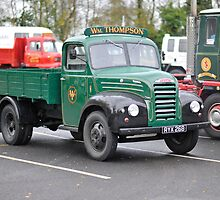 Lorries of yesteryears by MiskellyTrevor