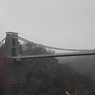 Clifton Suspension Bridge by ruleamon