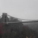 Clifton Suspension Bridge by ruleamon