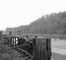 Old Dock by ruleamon