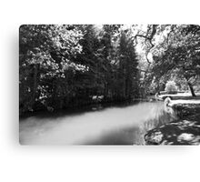 Minster Lovell Canvas Print