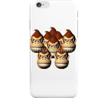 DONKLE KONG iPhone Case/Skin