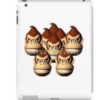 DONKLE KONG iPad Case/Skin