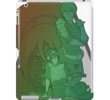 Avatar Generations - Toph iPad Case/Skin