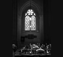 Candlelit Cathedral Unisex T-Shirt
