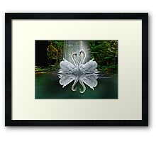 Pure Framed Print