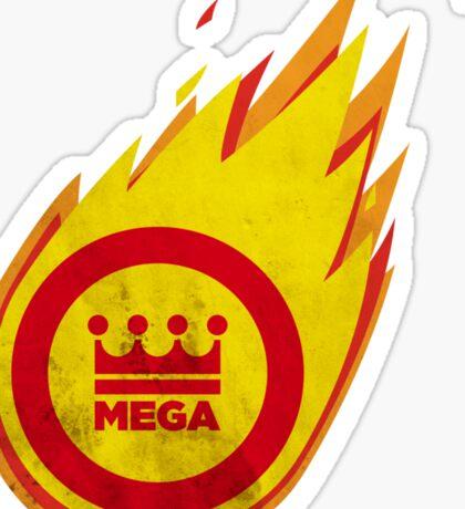 The Fantastic Fireball Sticker