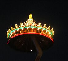 The Crown at night by Esther's Art and Photography