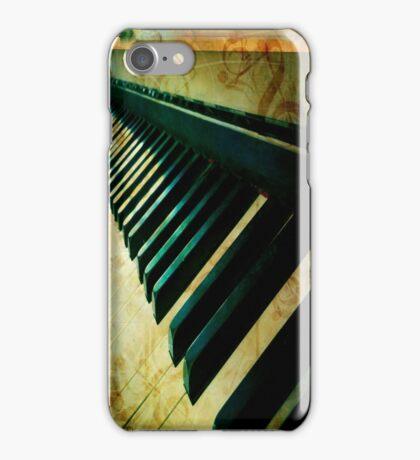 piano case iPhone Case/Skin