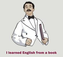 "Manuel ""I learned English..."" by Firepower"