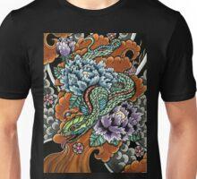 japanese snake  Unisex T-Shirt