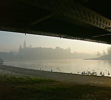 Dębnicki most . Dębnicki Bridge . Kraków.Poland . by Brown Sugar. Views (39) Thx! by © Andrzej Goszcz,M.D. Ph.D