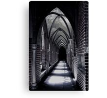 Back to the Past Canvas Print