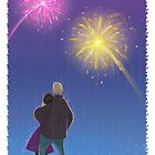 Firework Couple by Danielle Pioli