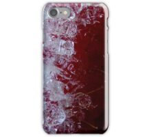 Frozen Raspberry 2 iPhone Case/Skin