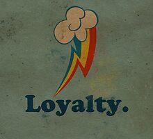 Worn Loyalty by Slench