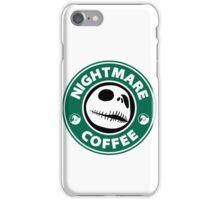 Nightmare Before Coffee - Jack iPhone Case/Skin