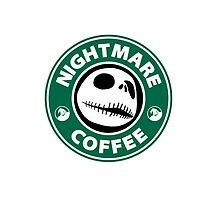 Nightmare Before Coffee - Jack by Yithian