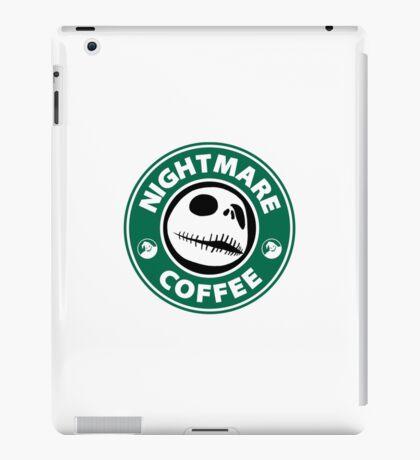 Nightmare Before Coffee - Jack iPad Case/Skin