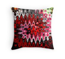 Abstract #67 Throw Pillow
