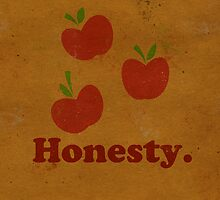 Worn Honesty by Slench