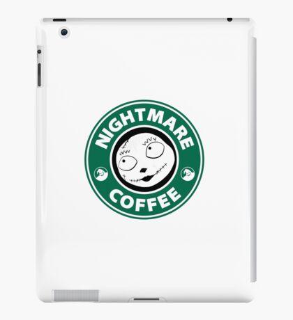 Nightmare Before Coffee - Sally iPad Case/Skin