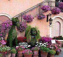 Epcot's Flower & Garden Festival by Irina777