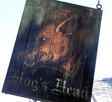 Hog's Head by rosaliemcm