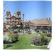 Peru Calendar 11 Poster