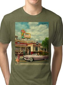 The Hitchhikers Tri-blend T-Shirt