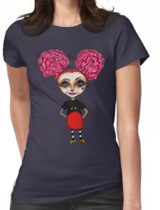 Mikey Girl Womens Fitted T-Shirt