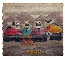 Peru Calendar Cover by marrows