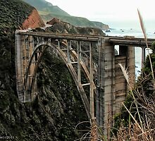 Bixby Bridge Splendor by GreenSaint