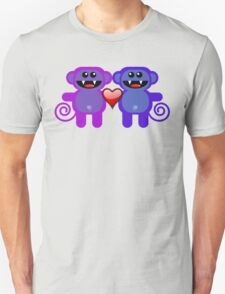 MUNKEY LOVE T-Shirt