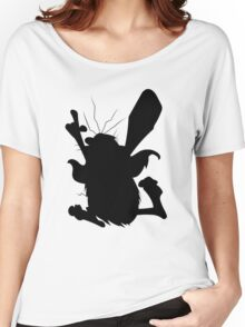 Captain Caveman Silhouette Women's Relaxed Fit T-Shirt