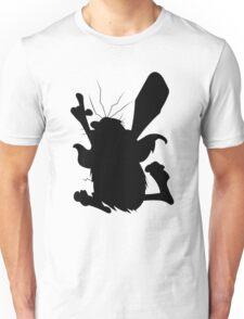 Captain Caveman Silhouette Unisex T-Shirt