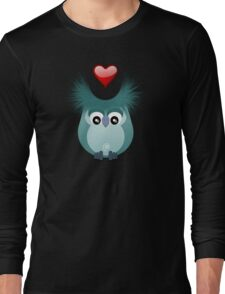 OWL LOVE Long Sleeve T-Shirt