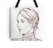 Elizabeth Holmes of Theranos Tote Bag