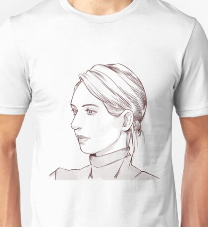 Elizabeth Holmes of Theranos Unisex T-Shirt