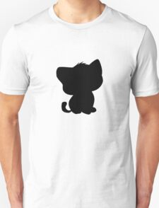 BeBe Kitty in black T-Shirt