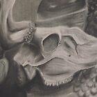 Skull Head by ShayCat