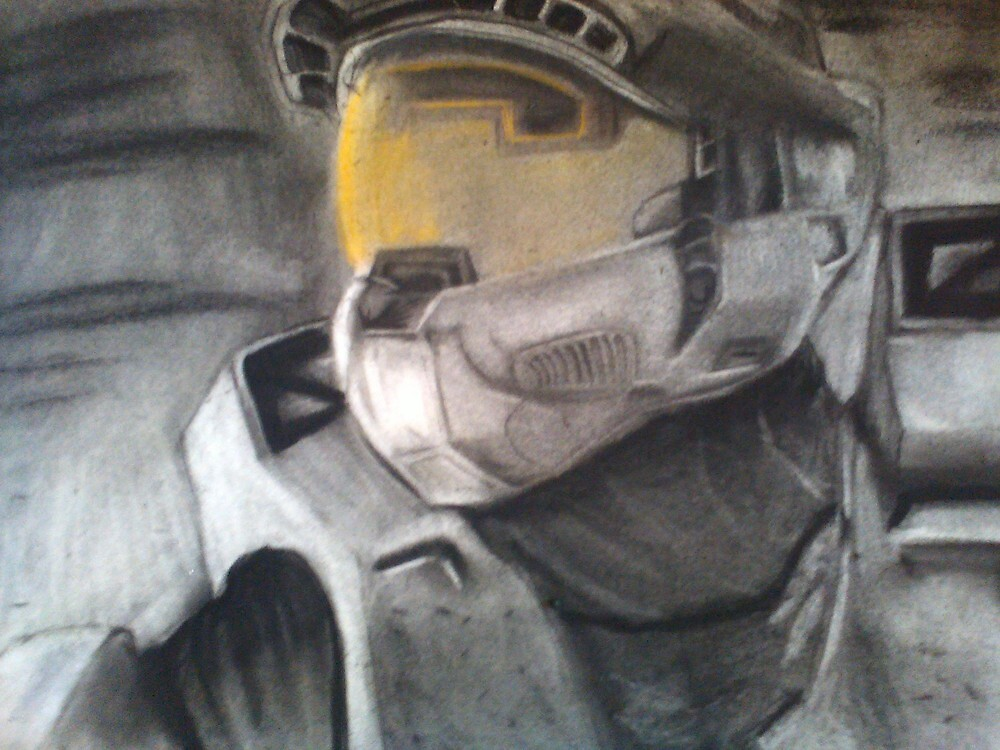 Master Chief by ShayCat